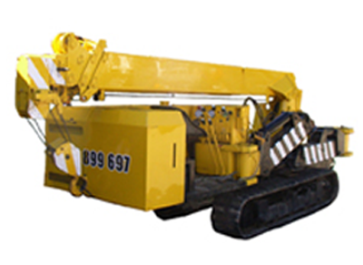 Hire Mobile Cranes Melbourne: Crawler, Franna, Slew, Bubble