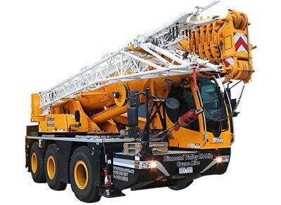 45t Liebherr mobile Crane