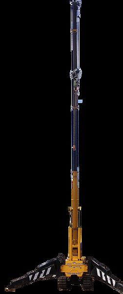 4t crawler crane