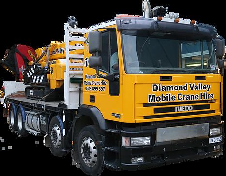 5t crane truck