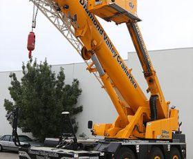 hire cranes melbourne cbd
